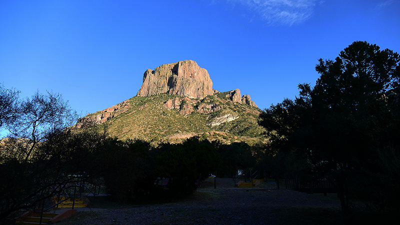 Chisos Mountain Lodge [Big Bend National Park]