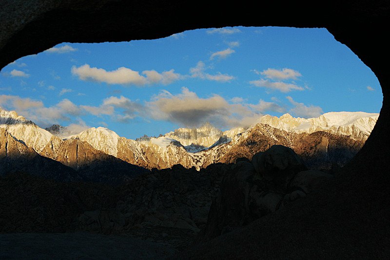 Alabama Hills Sierra Nevada