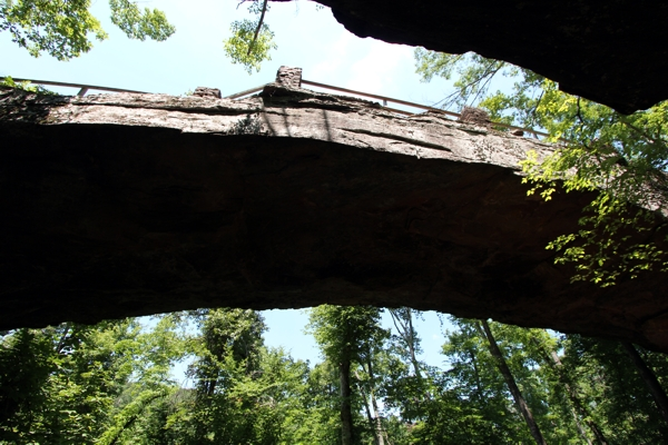 Alum Cove Natural Bridge