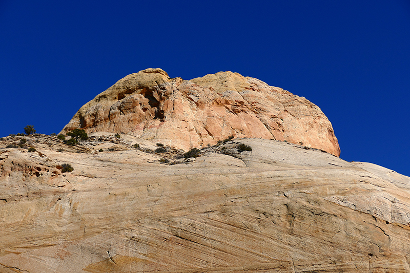 Base of Golden Throne [Capitol Reef National Park]