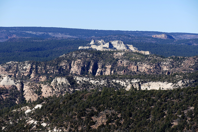 Bears Ears National Monument - Manti La Sal National Forest