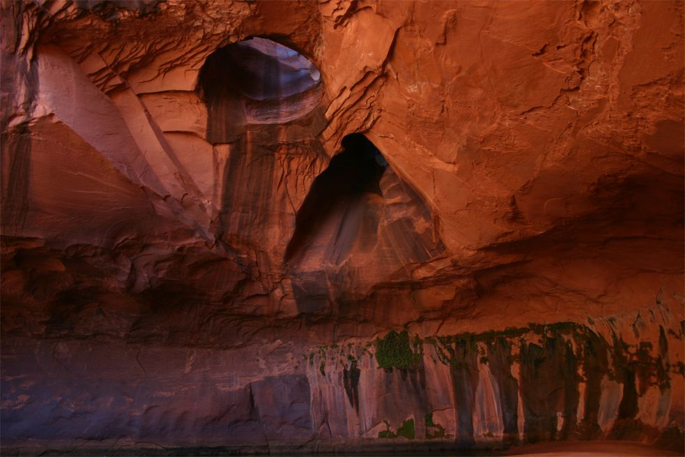 Grand Staircase Escalante National Monument und Glen Canyon National Recreation Area