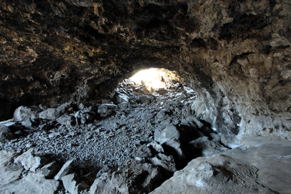 Boulevard Cave [Lava Beds National Monument]