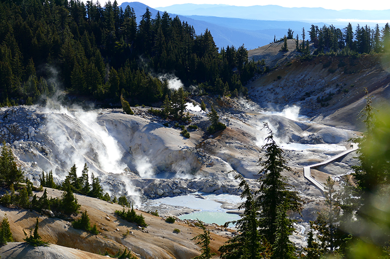 Bumpass Hell [Lassen Volcanic National Park]