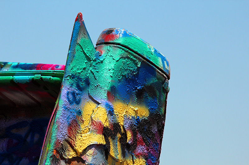 Cadillac Ranch Texas Amarillo