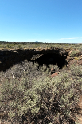 Captain Jacks Bridge [Lava Beds National Monument]