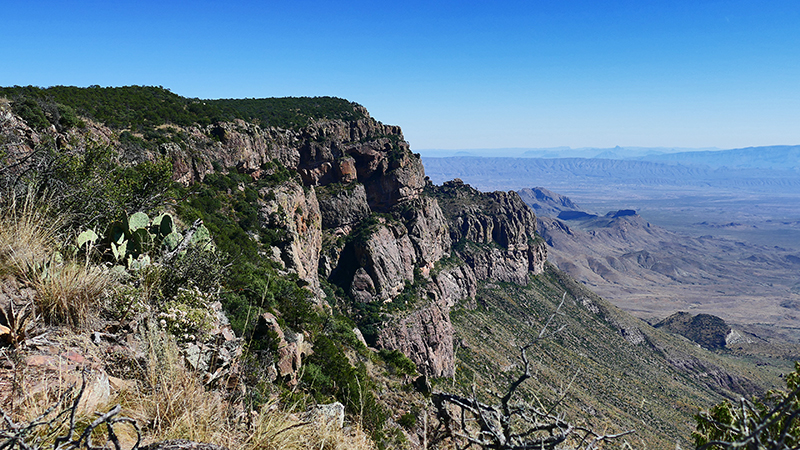 Chisos Mountains [Big Bend National Park]