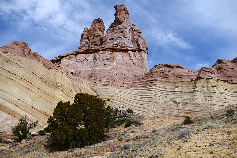 Church Rock - Navajo Church [Red Rock State Park Gallup]