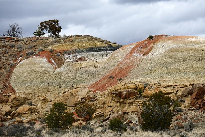 Coal Basin Badlands [Gallup]