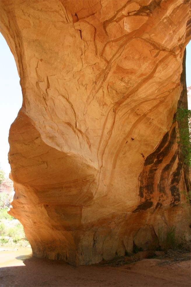 Coyote Gulch Natural Bridge
