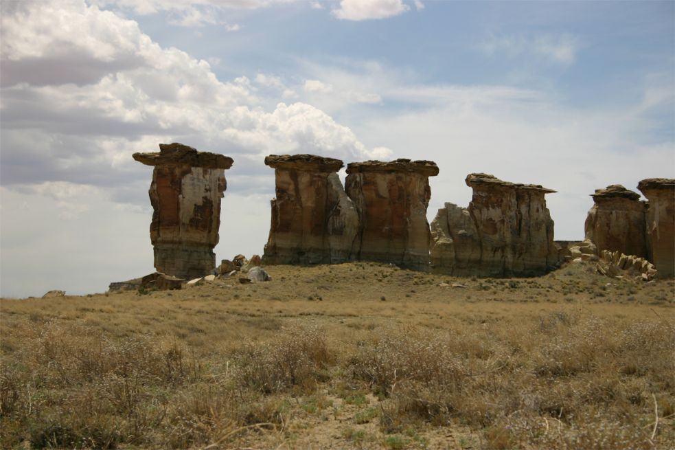 Coyote Creek Hoodoos
