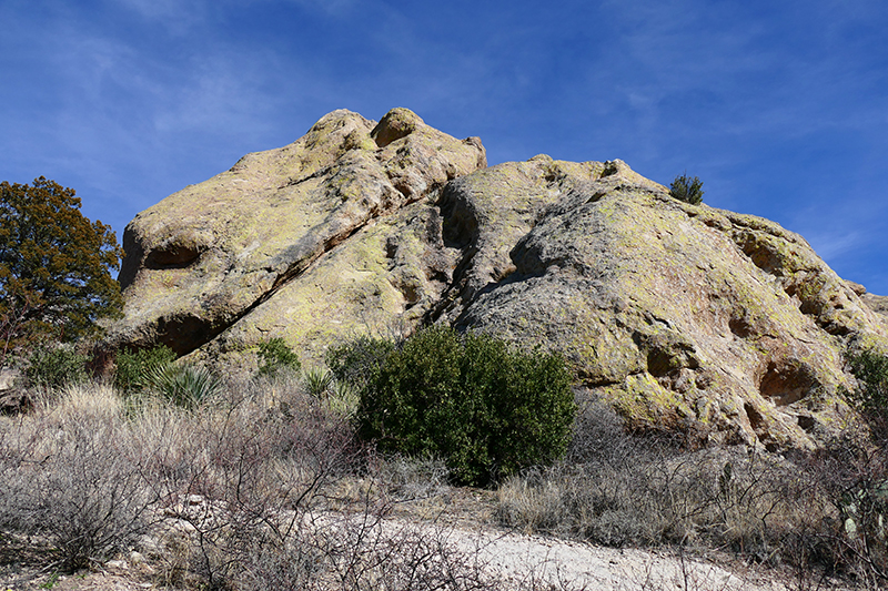 Crawford, Fillmore, La Cueva Trails [Organ Mountains]