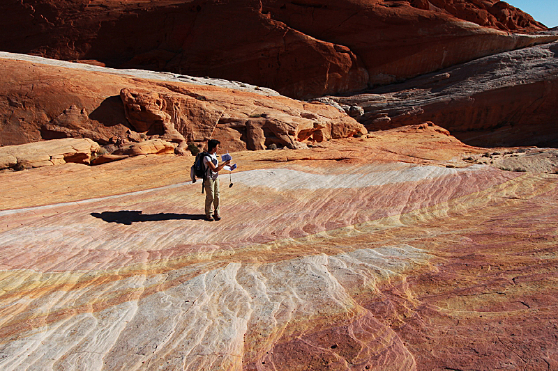 Crazy Hill Valley of Fire