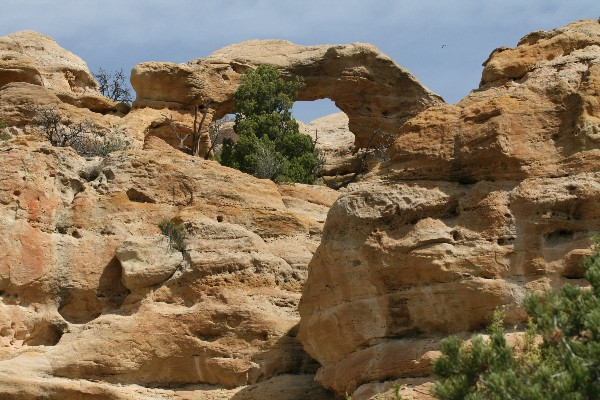 Crow Canyon Arch