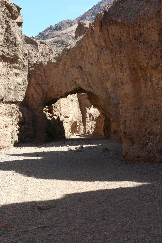 Death Valley Natural Bridge