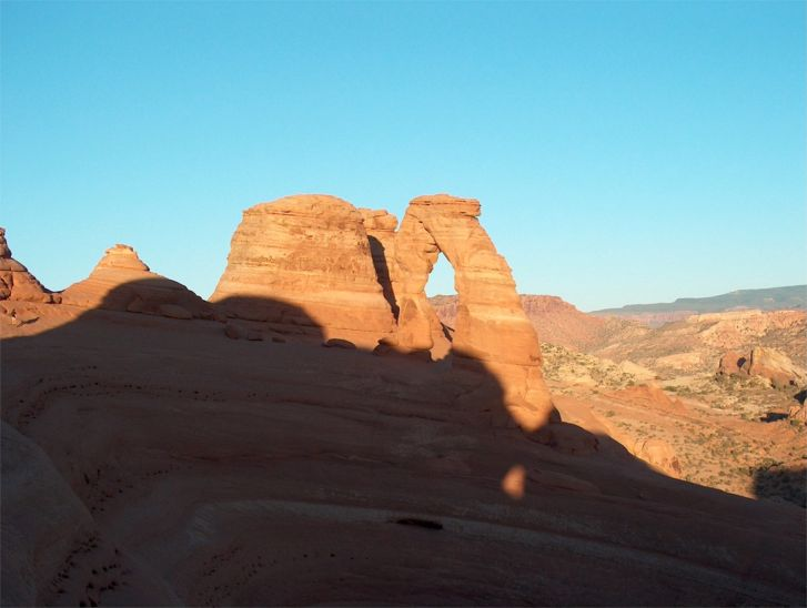 Delicate Arch [Arches National Park]
