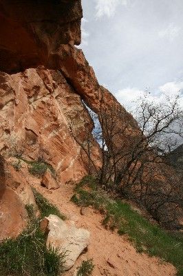 Diamond Fork Arch