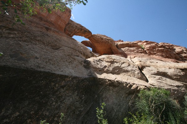 Double Arch [Muley Twist Canyon]