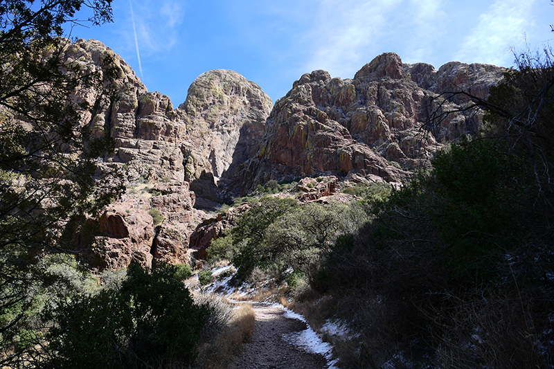 Dripping Springs Trail [Organ Mountains]