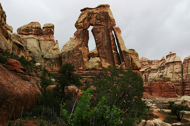 Druid Arch [Canyonlands NP Needles District]
