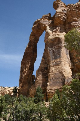 Eagle Canyon Arch