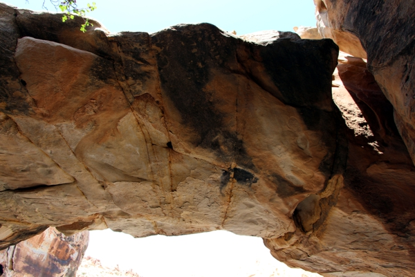 Ernie Bridge [San Rafael Reef]