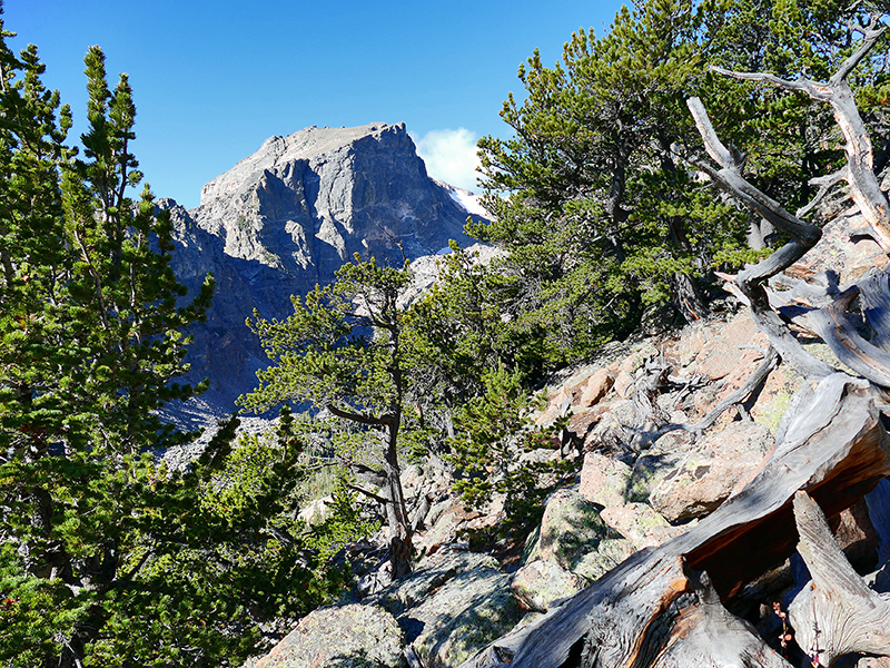 Flattop Mountain [Rocky Mountains National Park]