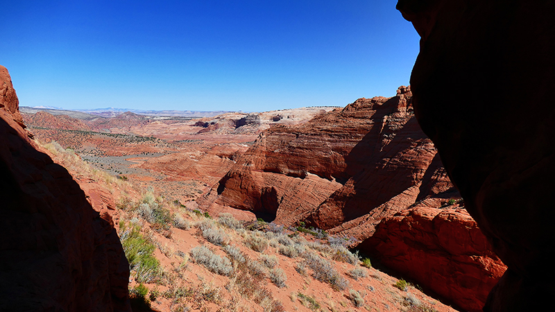 Foxheaven Arch [Coyote Buttes North]