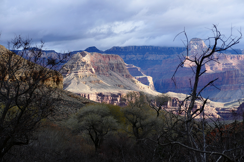 Grand Canyon Trails [Bright Angel Trail]