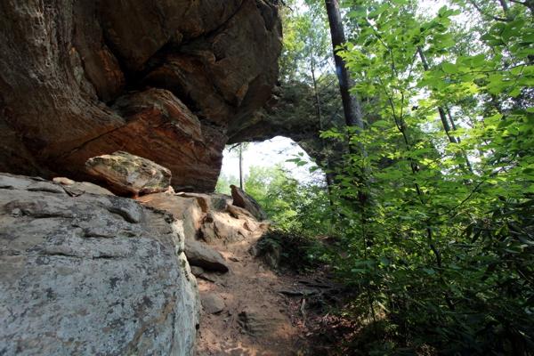 USA Hiking Database: Bilder der Wanderung -Pictures of the hike