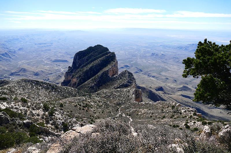 Guadalupe Peak - El Capitan [Gadalupe Mountains National Park]