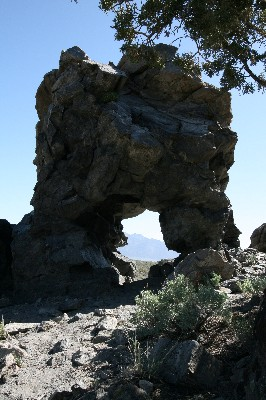 Hot Creek Valley Arch