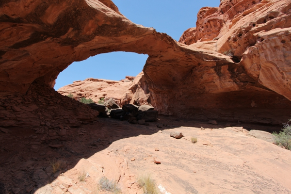 Hurst Bridge aka. Shadow Box Bridge [San Rafael Reef]