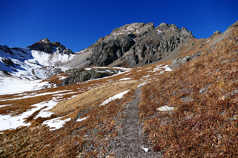 Ice Lake Basin Trail [Silverton - San Juan National Forest]