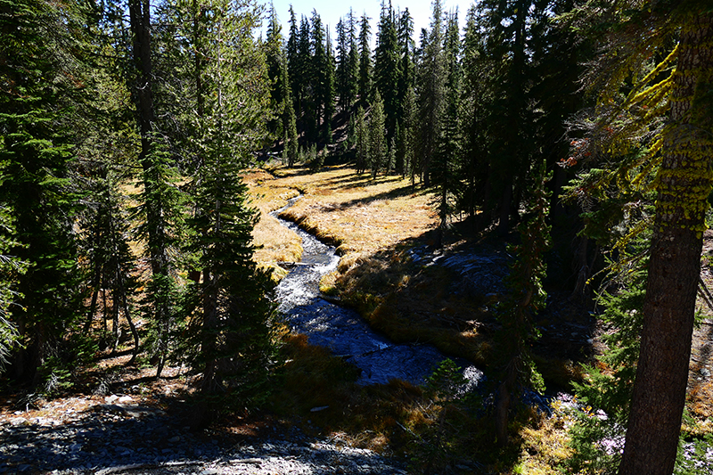 Kings Creek - Lassen Volcanic National Park