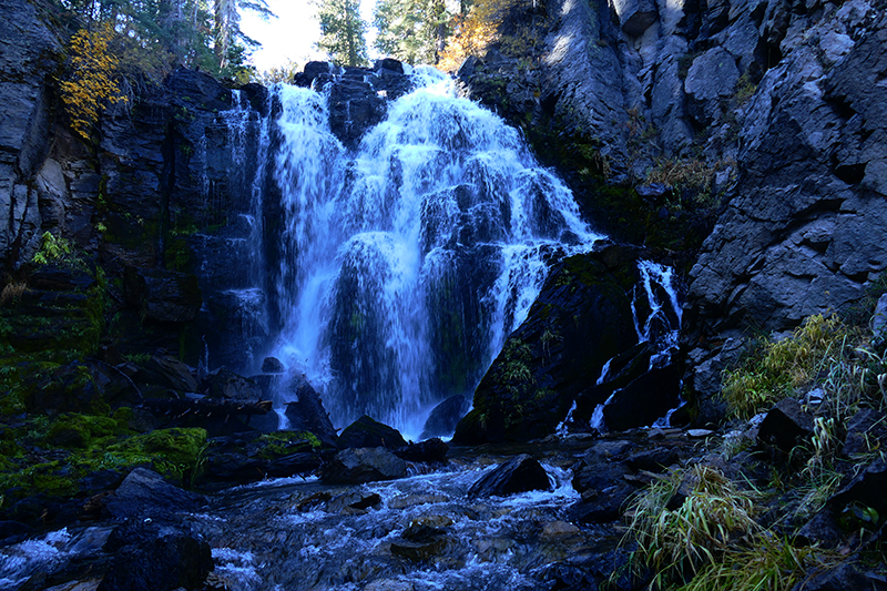 Kings Creek Falls- Lassen Volcanic National Park
