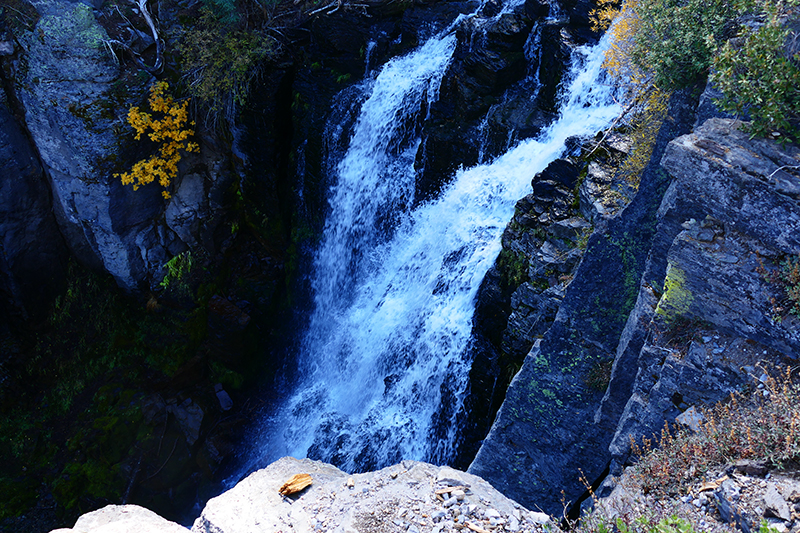 Kings Creek Falls and Cascades [Lassen Volcanic National Park]