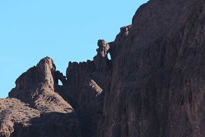 Kofa Twin Arches