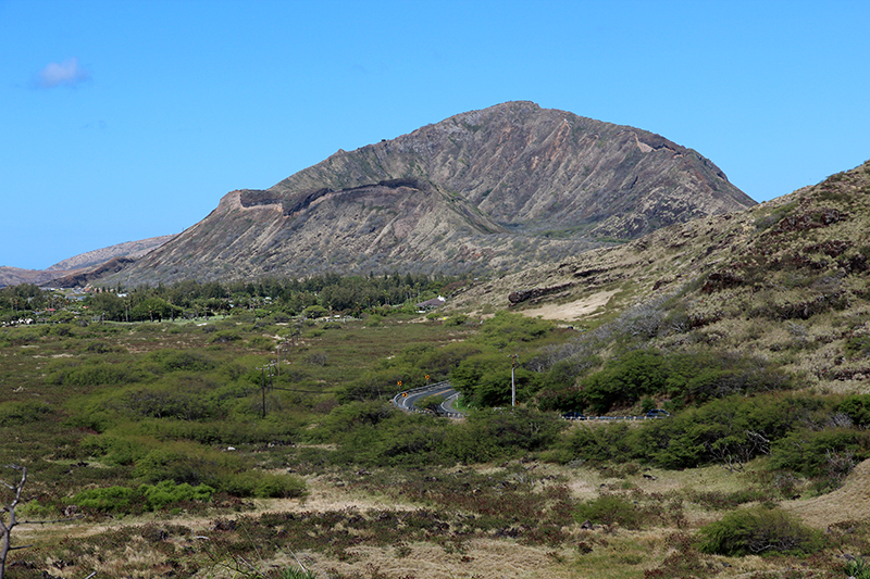 Koko Crater Krater and Arch