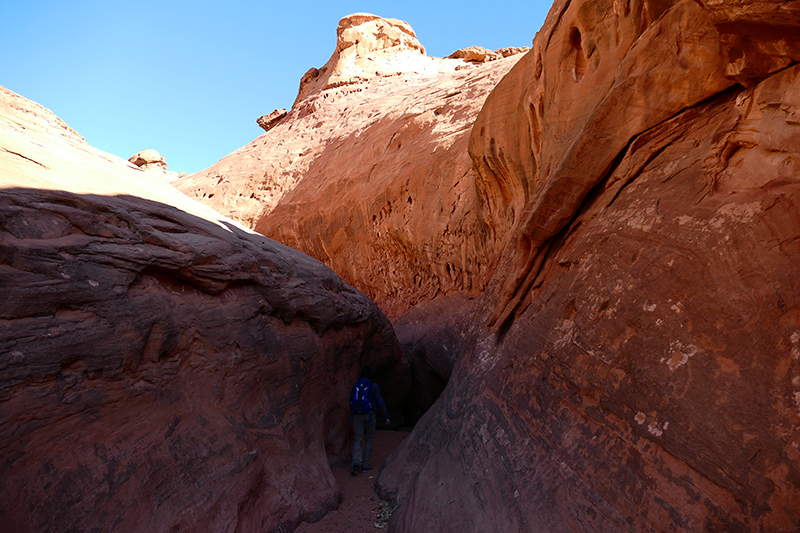 Leprechaun Slot Canyon