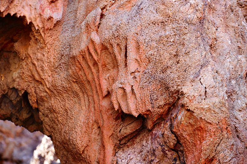 Little Bridge Canyon Trail [Death Valley National Park]