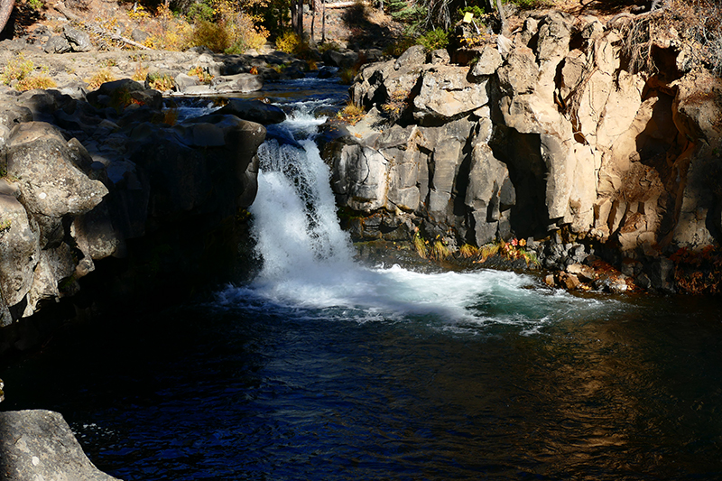 McCloud Creek - Lower Falls