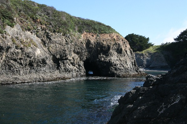 Arches of Mendocino at Headland State Park