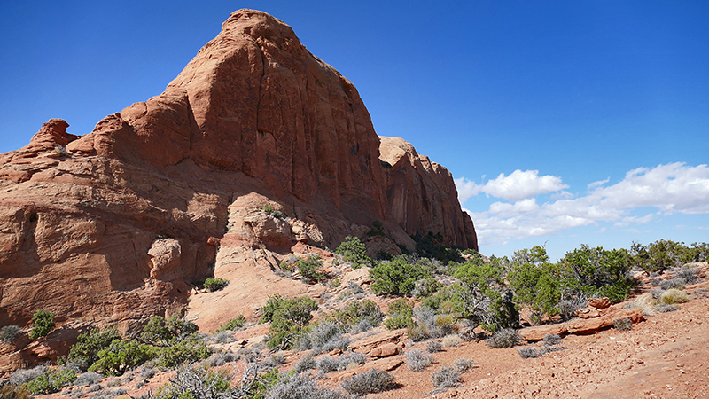 Moab Rim [Southeast of the Portal]