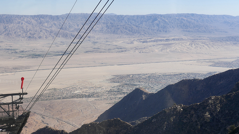 San Jacinto Peak Palm Springs