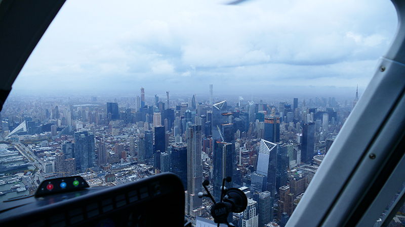 Manhattan Helicopter [New York City]