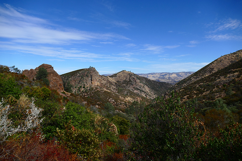 North Chanlone Peak [Pinnacles National Park]