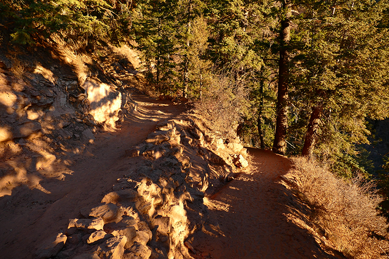 North Kaibab Trail [Grand Canyon National Park]