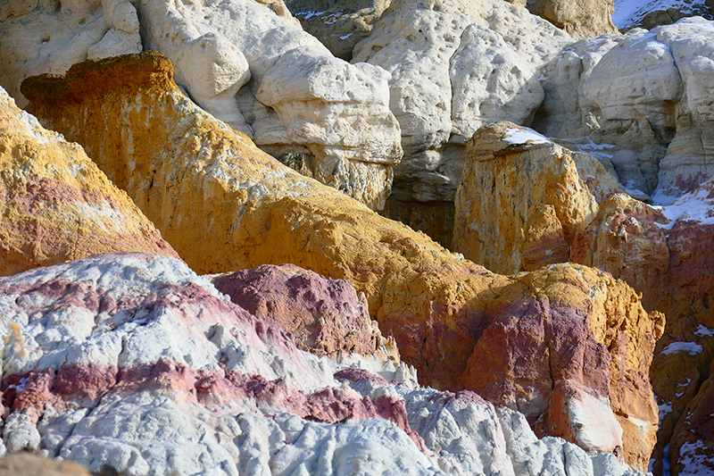 Paint Mines Calhan Colorado