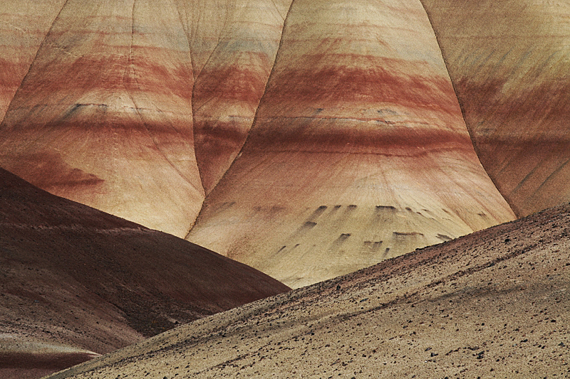 Painted Hills [John Day Fossil Beds National Monument]